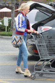 Malin Akerman - Shopping in Los Angeles
