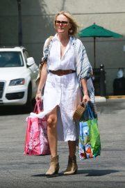 Malin Akerman - Shopping in Los Feliz