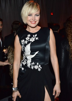 Malin Akerman - The Weinstein Company & Netflix's Golden Globes Party 2015 in Beverly Hills