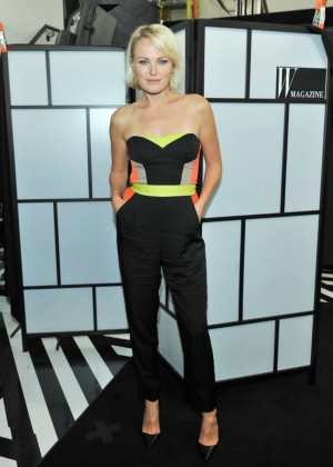 Malin Akerman - W Magazine NKPR IT Lounge Studio at Toronto Film Fest