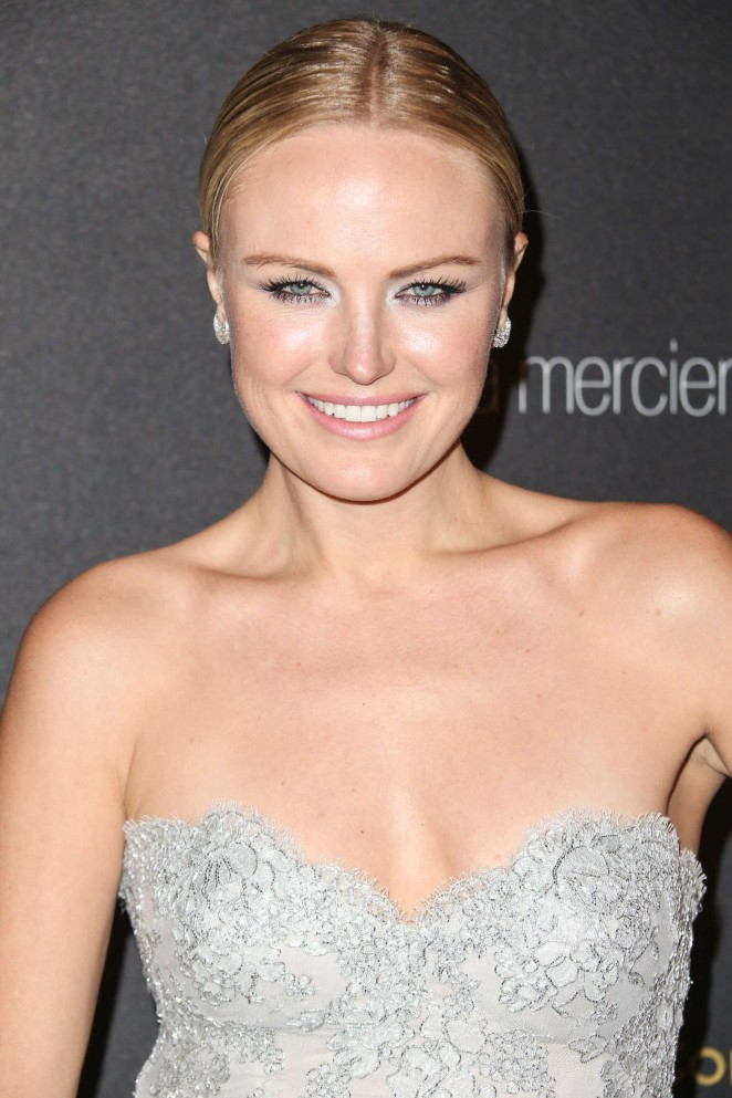 Malin Akerman - Weinstein Company and Netflix 2016 Golden Globes After Party in LA
