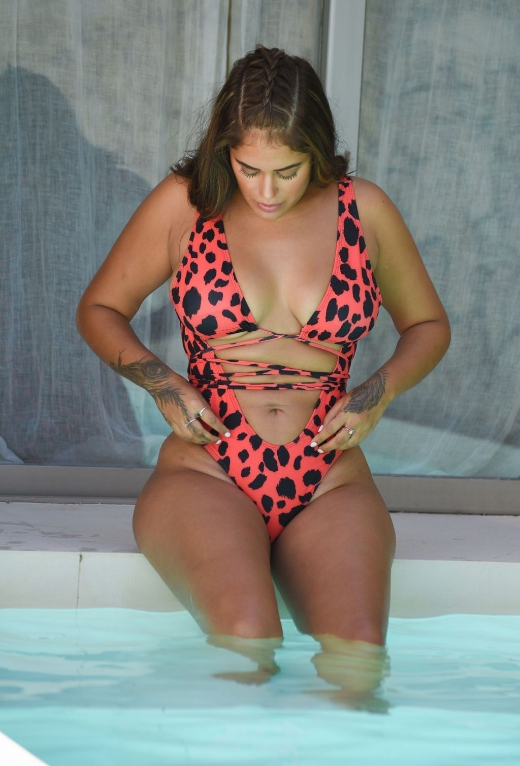 Malin Andersson 2019 : Malin Andersson – Bikini candids-21