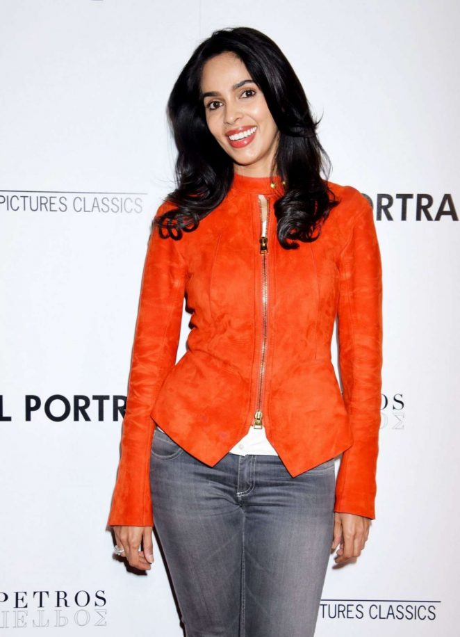 Mallika Sherawat - 'Final Portrait' Premiere in Los Angeles