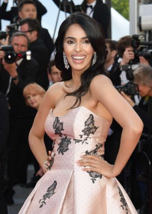 Mallika Sherawat - 'Girls Of The Sun' Premiere at 2018 Cannes Film Festival