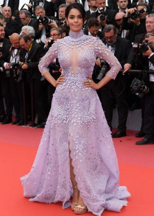 Mallika Sherawat - 'Sorry Angel' Premiere at 2018 Cannes Film Festival