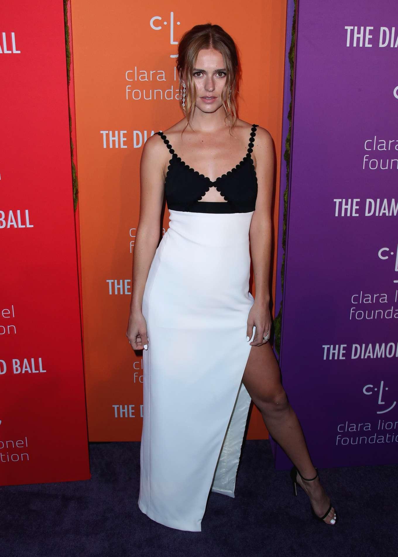 Mallory Edens 2019 : Mallory Edens – Rihannas 5th Annual Diamond Ball-13