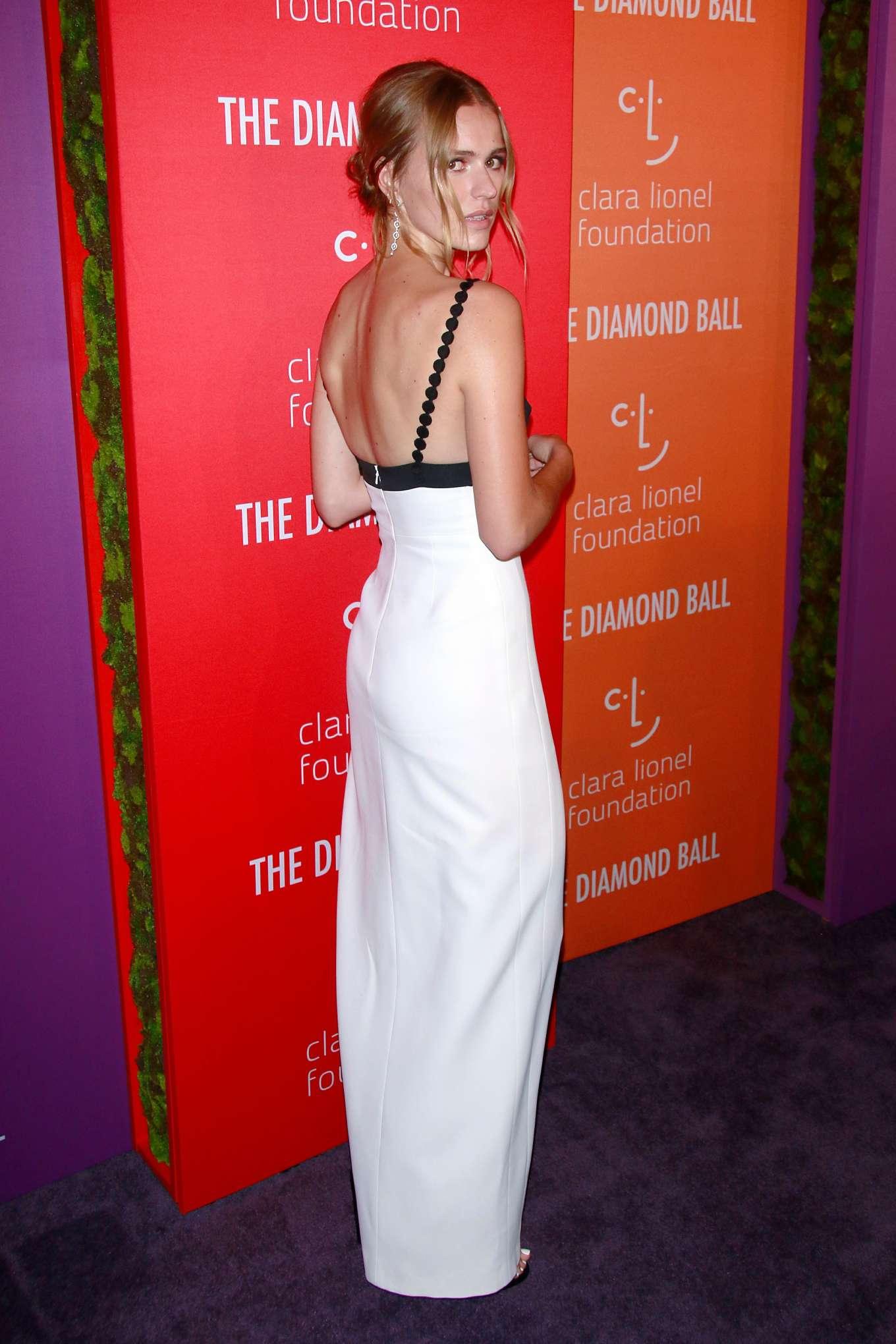 Mallory Edens 2019 : Mallory Edens – Rihannas 5th Annual Diamond Ball-15