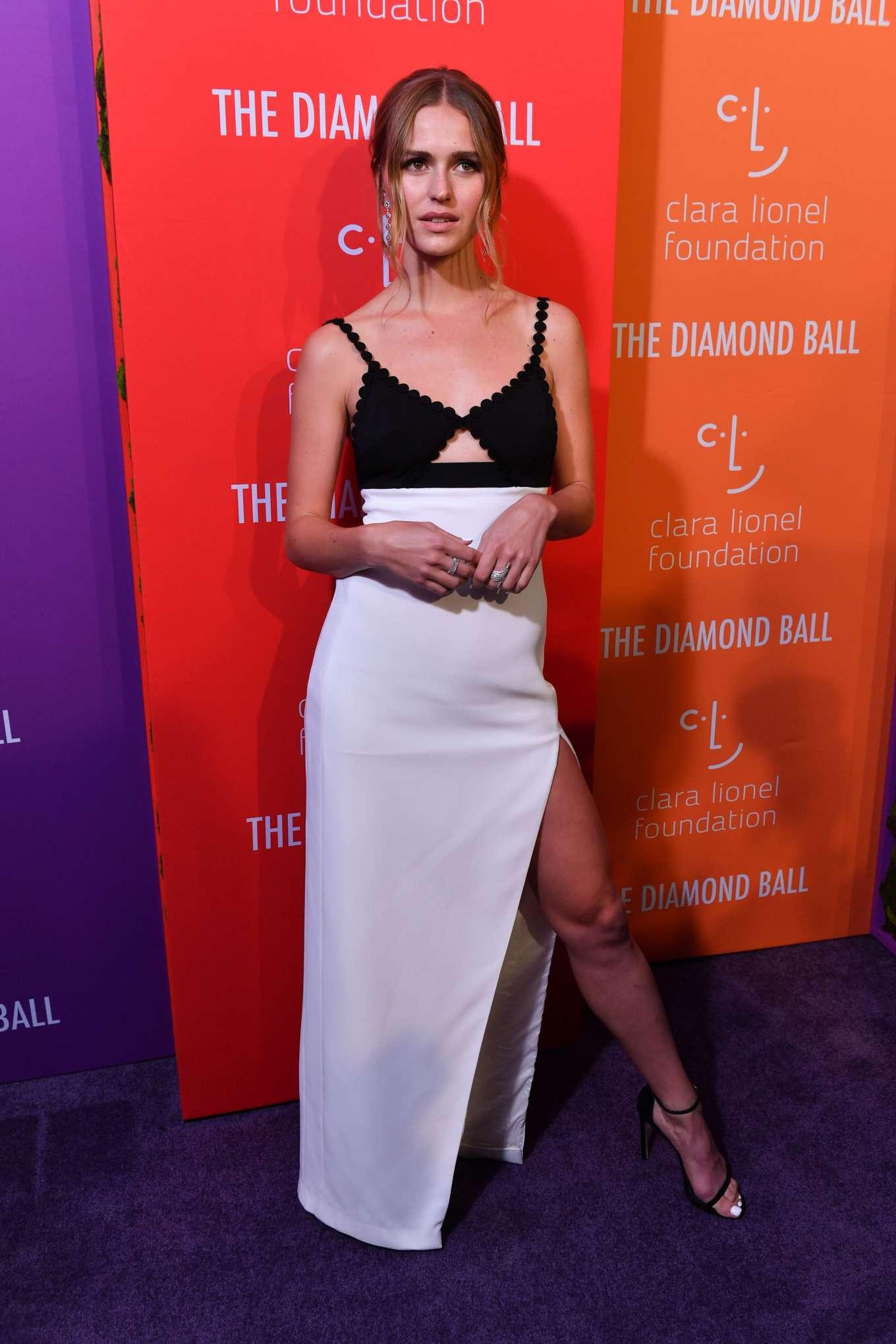 Mallory Edens 2019 : Mallory Edens – Rihannas 5th Annual Diamond Ball-20