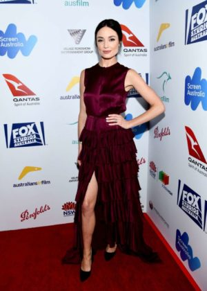 Mallory Jansen - 6th Annual Australians in Film Awards Benefit Dinner in LA