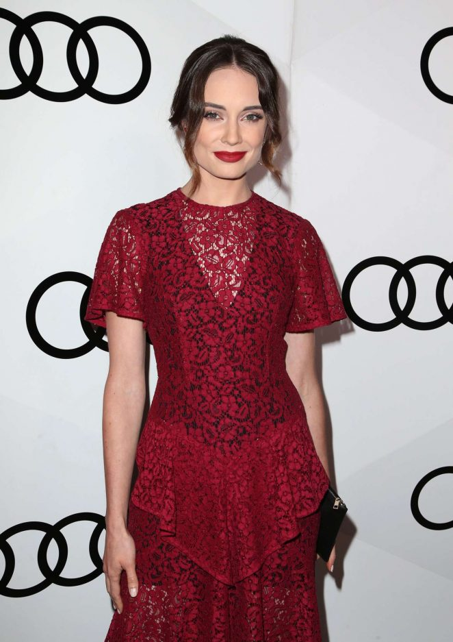 Mallory Jansen - Audi Celebrates The 68th Emmys Party in West Hollywood
