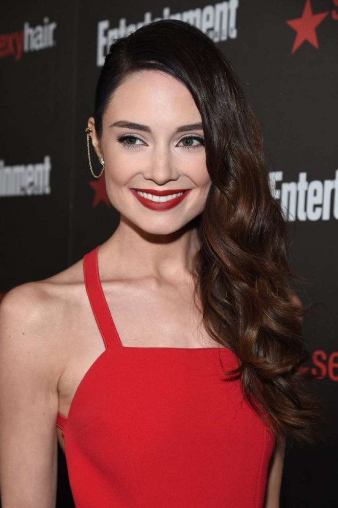 Mallory Jansen - Entertainment Weekly's 2015 SAG Awards Nominees in LA