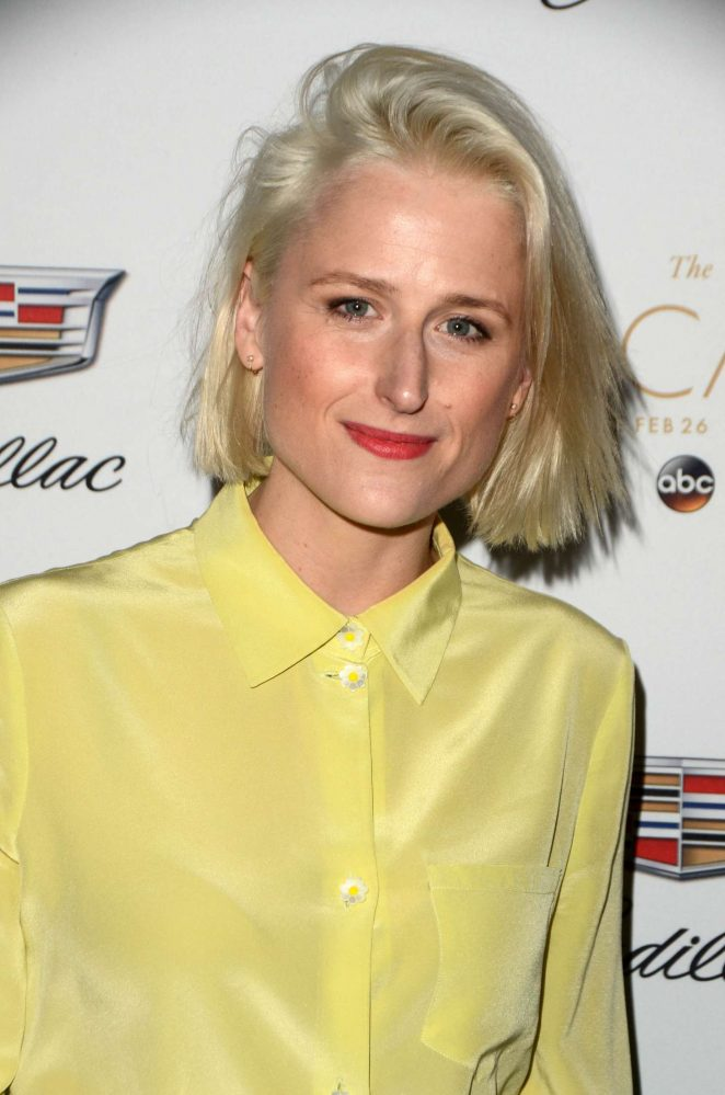 Mamie Gummer - Cadillac celebrates The 89th Annual Academy Awards in LA