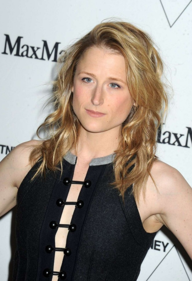 Mamie Gummer - Whitney Museum of American Art Opening in New York