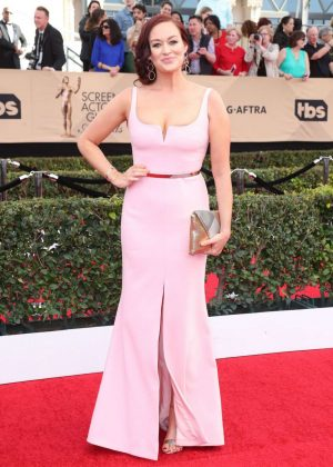 Mamrie Hart - 2017 Screen Actors Guild Awards in Los Angeles