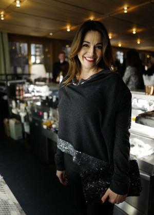 Manal Morrar - Global Citizen Gala Dinner in London