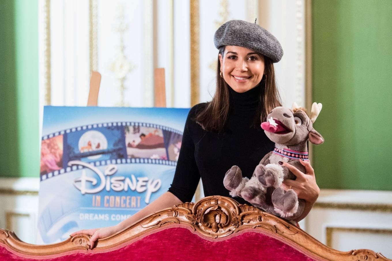 Mandy Capristo 2020 : Mandy Capristo – Disney in Concert photoshoot-04