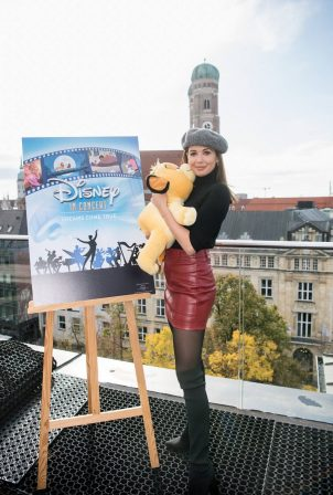 Mandy Capristo - Disney in Concert photoshoot