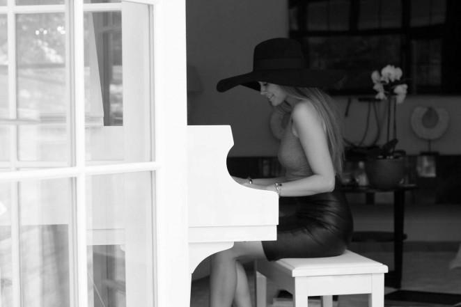 Mandy Capristo: Oliver Baker Photoshoot 2014 -08