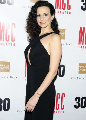 Mandy Gonzalez - MCC Theater's Annual Miscast Gala in New York