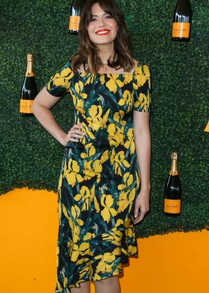 Mandy Moore - 2016 Veuve Clicquot Polo Classic in Pacific Palisades