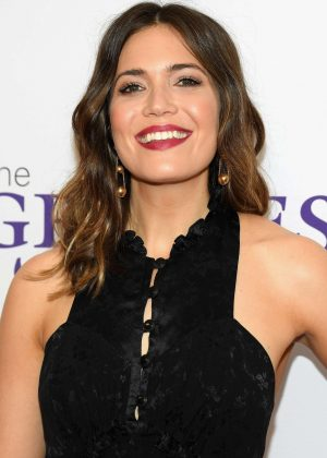 Mandy Moore - 2017 Gracie Awards in Los Angeles