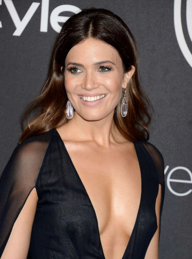 Mandy Moore - 2017 InStyle and Warner Bros Golden Globes After Party in LA