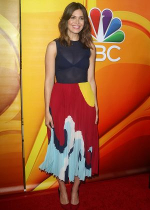 Mandy Moore - 2017 NBCUniversal Winter Press Tour in Pasadena