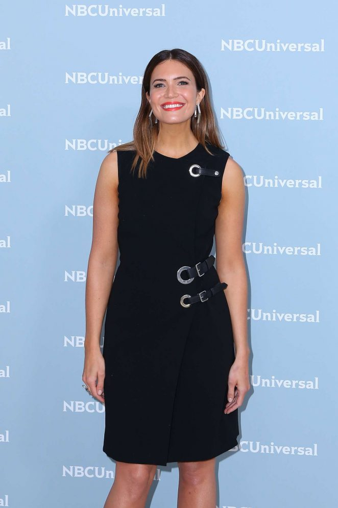 Mandy Moore - 2018 NBCUniversal Upfront Presentation in NYC