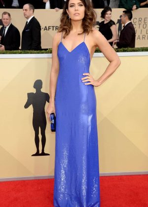 Mandy Moore - 2018 Screen Actors Guild Awards in Los Angeles