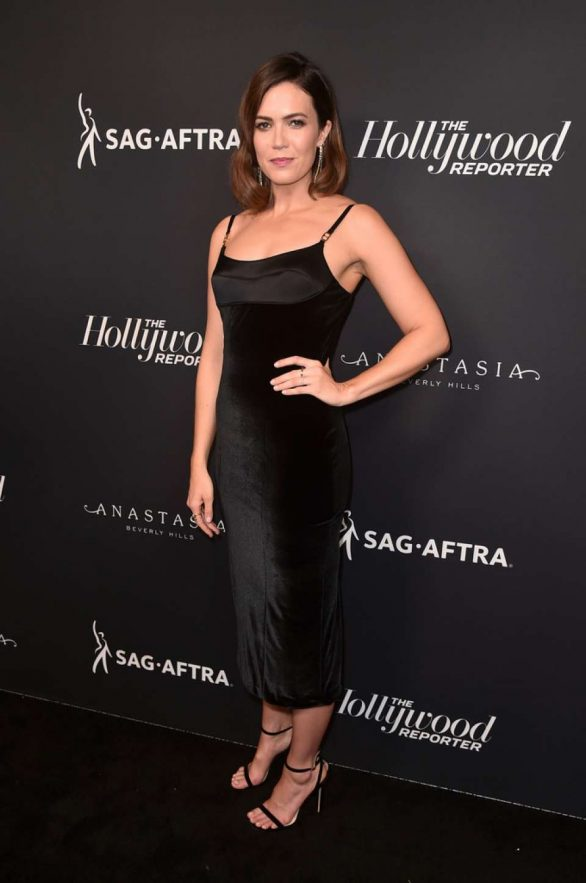 Mandy Moore - 2019 THR and SAG-AFTRA Annual Nominees Night in Beverly Hills