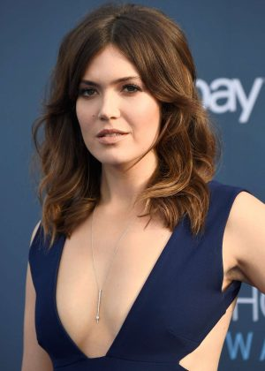 Mandy Moore - 22nd Annual Critics' Choice Awards in Los Angeles