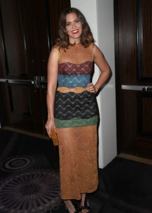Mandy Moore - 33rd Annual TCA Awards in Beverly Hills