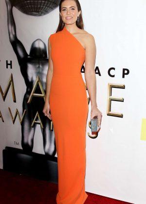 Mandy Moore - 48th NAACP Image Awards in Pasadena