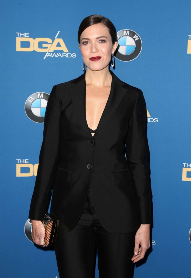 Mandy Moore - 69th DGA Awards in Beverly Hills