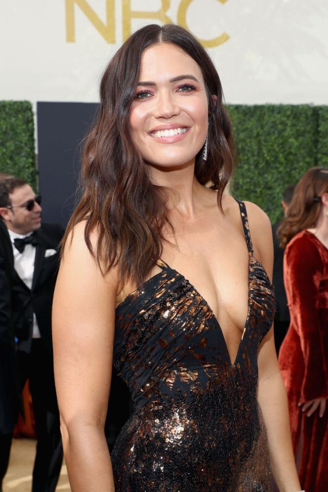 Mandy Moore - 2018 Emmy Awards in LA