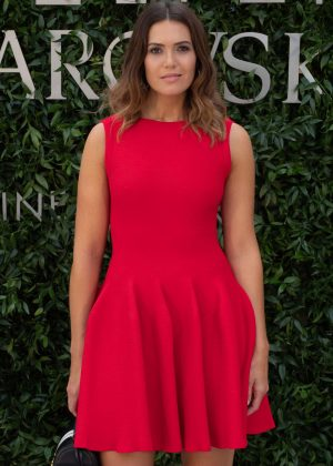 Mandy Moore - Atelier Swarovski Cocktail Party in Paris