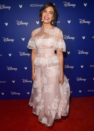 Mandy Moore - Disney's D23 EXPO 2017 in Anaheim