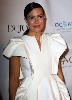 Mandy Moore - DuJour Fall Issue Celebration in New York