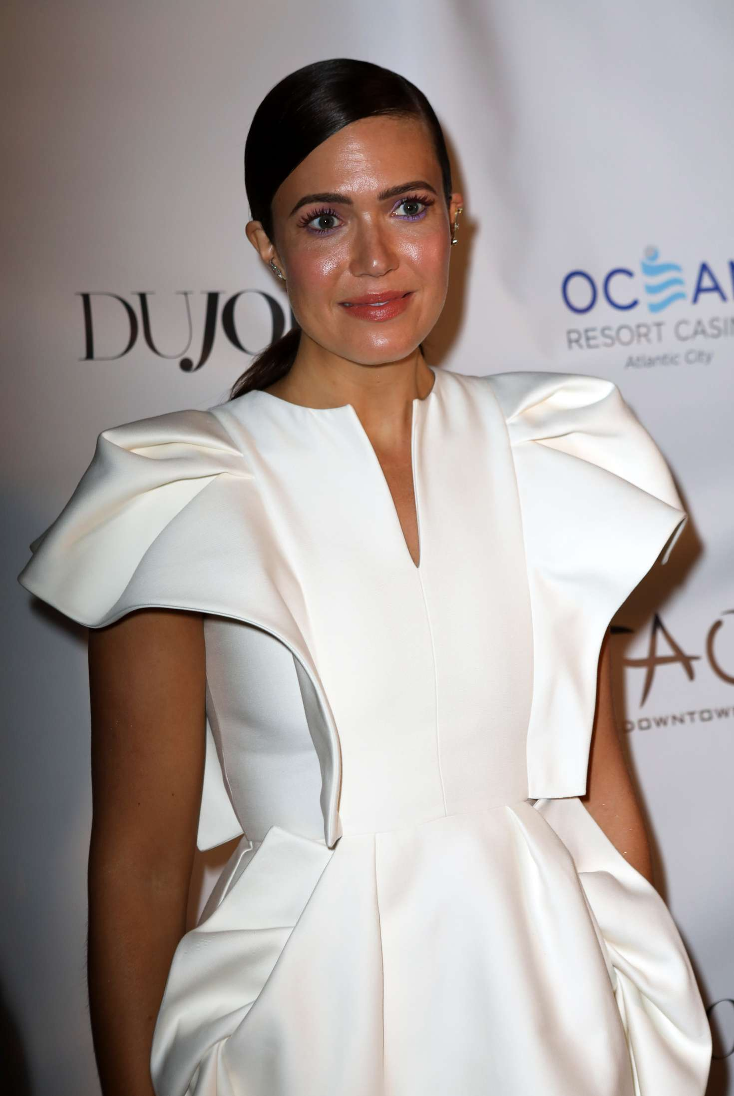 Mandy Moore – DuJour Fall Issue Celebration in New York