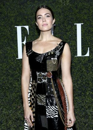 Mandy Moore - Elle Women in Television Celebration 2017 in Los Angeles