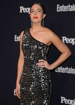 Mandy Moore - Entertainment Weekly and People Magazine Upfront Party in New York