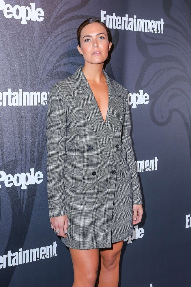 Mandy Moore - Entertainment Weekly and PEOPLE New York Upfronts Celebration in NYC
