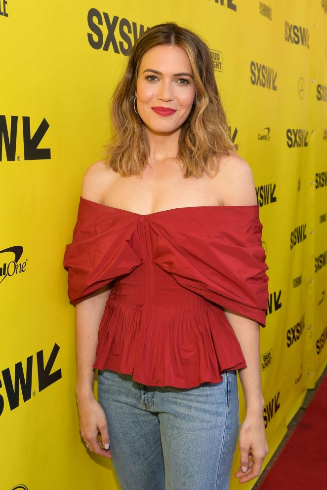 Mandy Moore - 'Friday's Child' Premiere at 2018 SXSW Festival in Austin