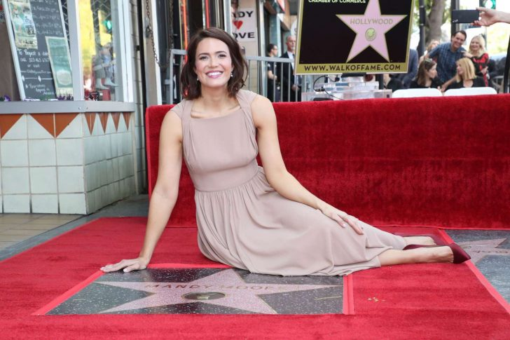 Mandy Moore: Getting her star on the Hollywood Walk Of Fame -04