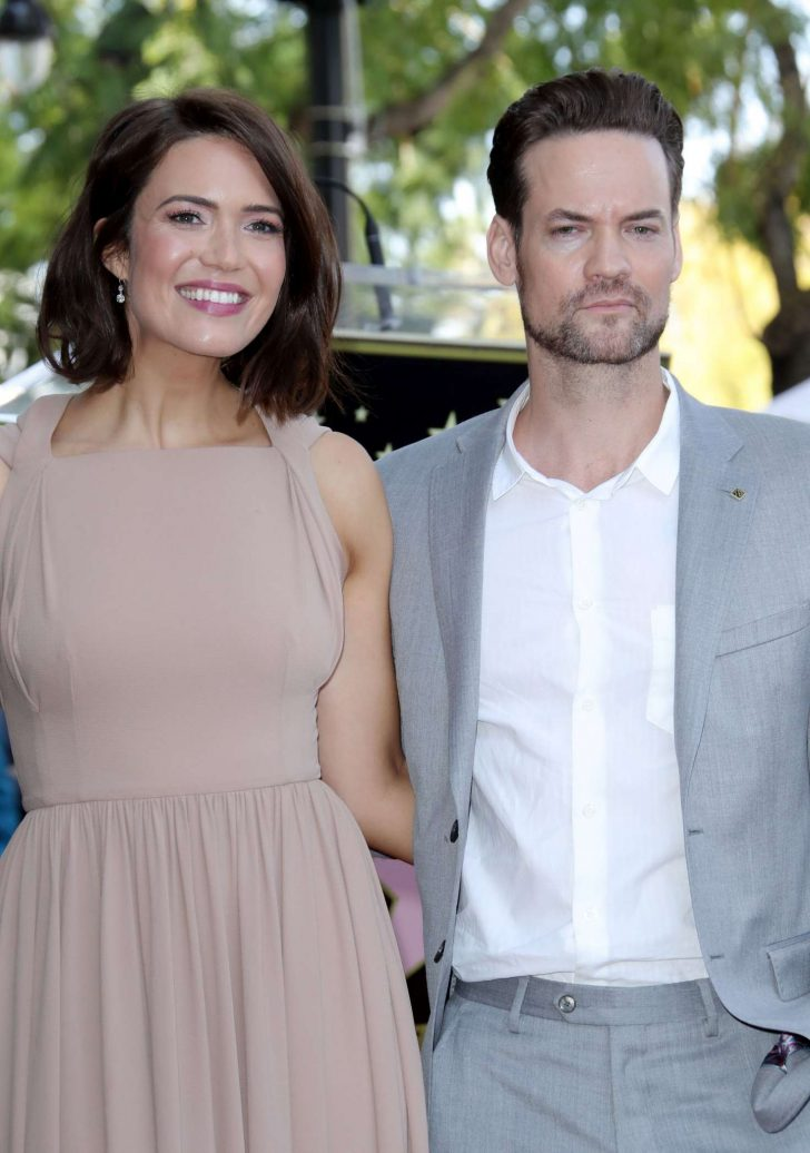 Mandy Moore: Getting her star on the Hollywood Walk Of Fame -05