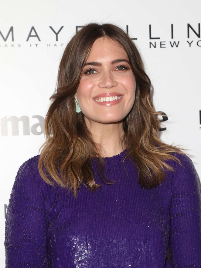 Mandy Moore - Marie Claire Celebrates 'Fresh Faces' Event in LA