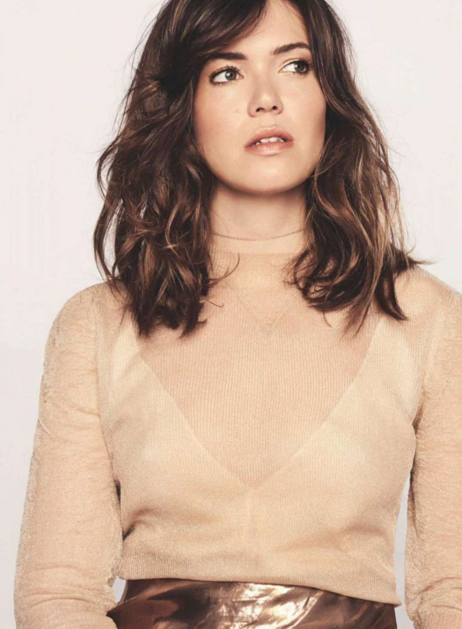 Mandy Moore - Marie Claire UK Magazine (July 2018)