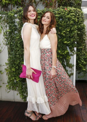 Mandy Moore - Minka Kelly FashionABLE Bag Launch in West Hollywood