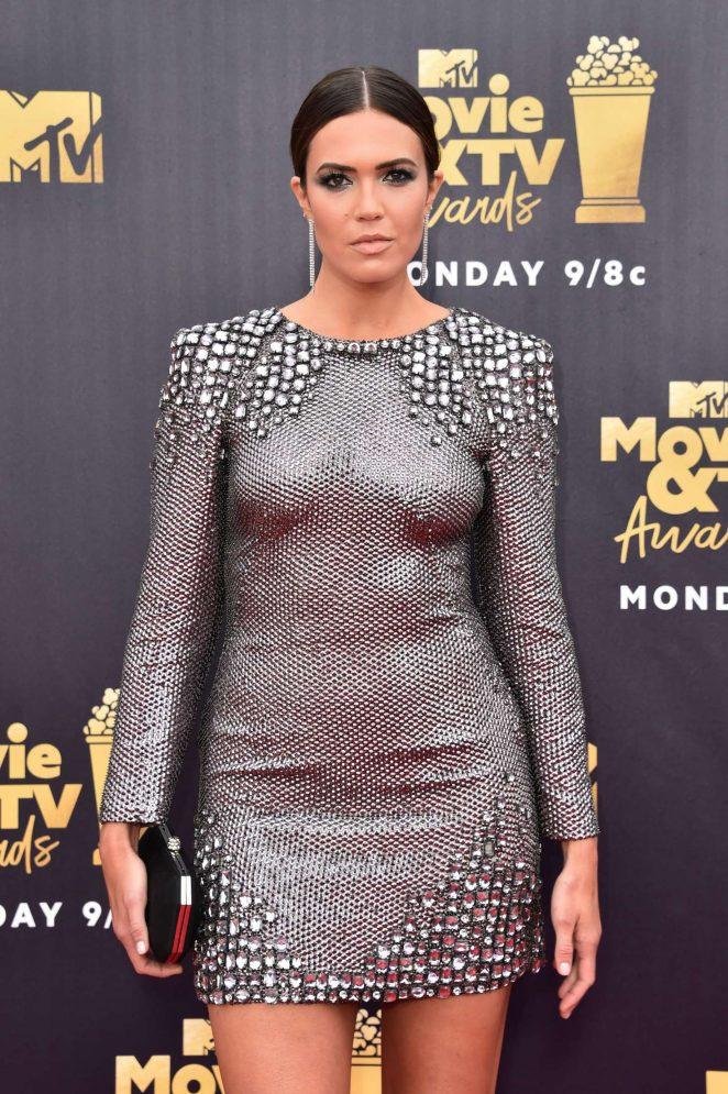 Mandy Moore - MTV Movie and TV Awards 2018 in Santa Monica