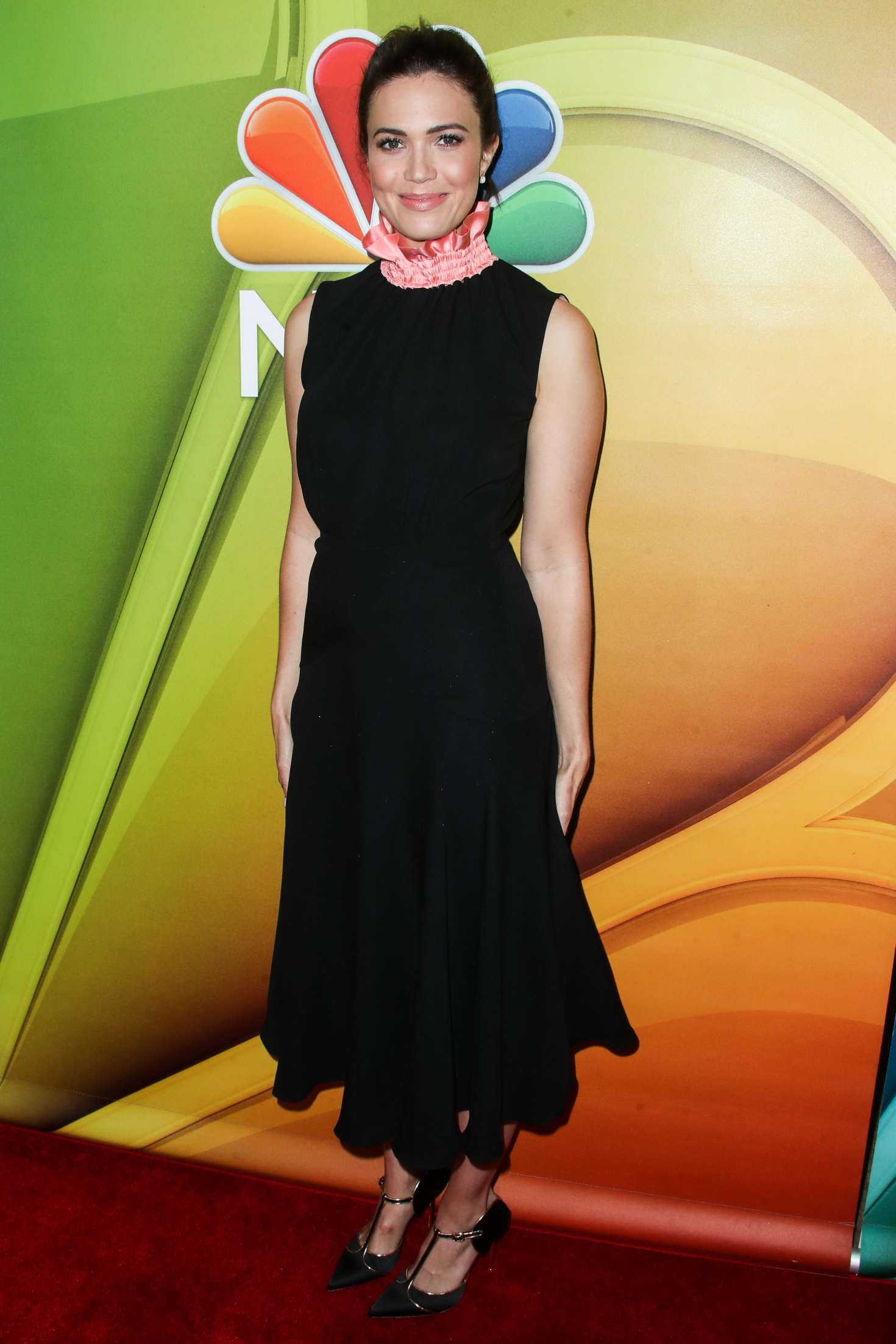 Mandy Moore - NBC Summer TCA Press Tour in Beverly Hills